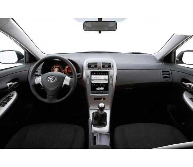 Штатное головное устройство для Toyota Corolla E150 на OS Android 9.0.1