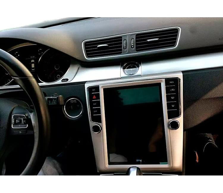 Штатное головное устройство для Volkswagen Passat B6 / B7 / CC на OS Android 9.0.1