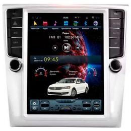 """Штатное головное устройство для VW Passat B6 / B7 / CC Экран 10,4"""""""