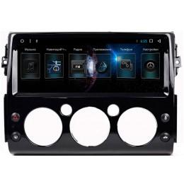"""Штатное головное устройство для Toyota FJ Cruiser Экран 12,3"""""""