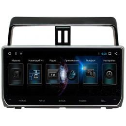 """Штатное головное устройство для Toyota LC Prado 150 2017-2020 Экран 12,3"""""""