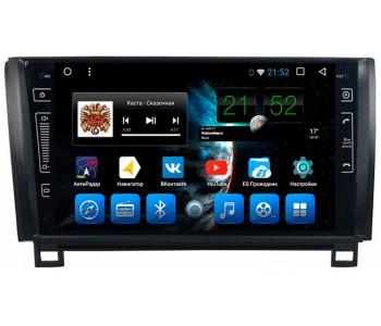 """Штатное головное устройство для Toyota Tundra II, Sequoia  Экран 9"""""""