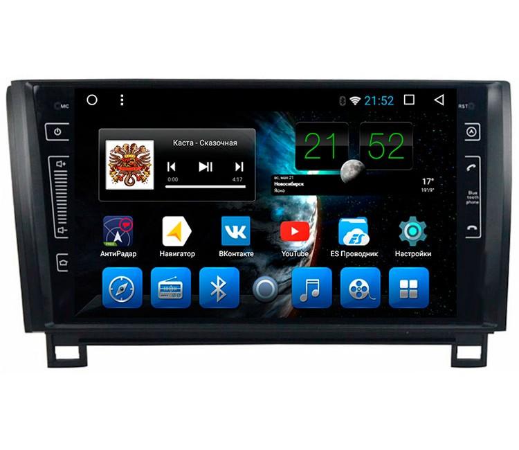 Штатное головное устройство Toyota Tundra, Sequoia на OS Android 8.1.0