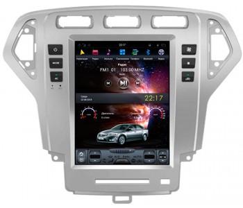 """Штатное головное устройство для Ford Mondeo 2007-2010 Экран 10,4"""""""