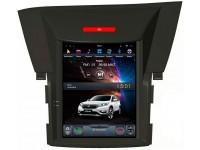 Штатное головное устройство в стиле Тесла для Honda CR-V на OS Android 9.0.1, Super Audio