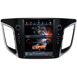 """Штатное головное устройство для Hyundai Creta 2016-2019 Экран 10,4"""""""