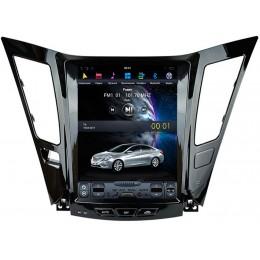 """Штатное головное устройство для Hyundai Sonata 2009-2014 Экран 10,4"""""""