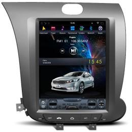 """Штатное головное устройство для Kia Cerato 2013-2018 Экран 10,4"""""""