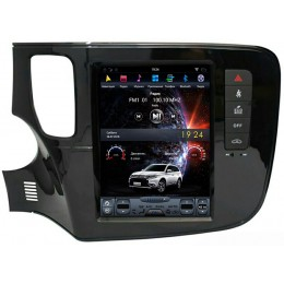 """Штатное головное устройство для Mitsubishi Outlander 2012-2019 Экран 10,4"""""""