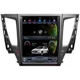 """Штатное головное устройство для Mitsubishi Pajero Sport 2017-2020 Экран 12,1"""""""