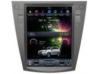 Штатная мультимедийная система в стиле Tesla для Subaru Forester, Android 9.0.1, Super Audio