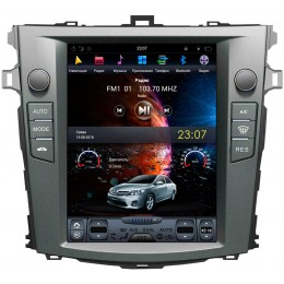 """Штатное головное устройство для Toyota Corolla E150 Экран 10,4"""""""