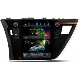 """Штатное головное устройство для Toyota Corolla E180 Экран 10,4"""""""