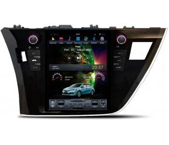 """Штатное головное устройство для Toyota Corolla E160 Экран 10,4"""""""