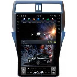 """Штатное головное устройство для Toyota LC Prado 150 2017-2020 Экран 16"""""""