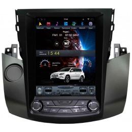 """Штатное головное устройство для Toyota Rav4 30 Экран 10,4"""""""