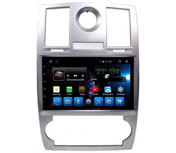 Штатная мультимедийная система на OS Android 7.1.1 для Chrysler 300C