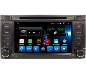 """Штатное головное устройство для Volkswagen Touareg, Multivan Экран 7"""""""