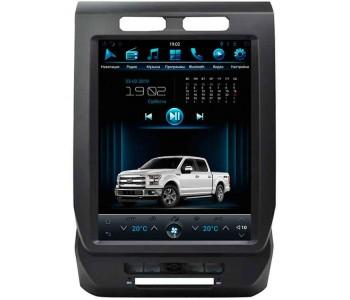 """Штатное головное устройство для Ford F150 2014-2018 Экран 12,1"""""""