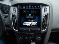 Штатная мультимедийная система в стиле Тесла для Ford Focus III на OS Android 9.0.1
