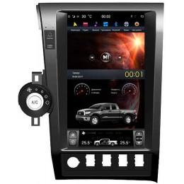 """Штатное головное устройство для Toyota Tundra II, Sequoia Экран 13,6"""""""