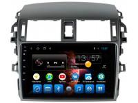 Штатная мультимедийная система на OS Android 8.0.1 для Toyota Corolla E150