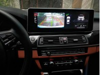 Штатное головное устройство для BMW 5 серии F10 F11 на OS Android 8.1