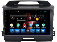 Штатная мультимедийная система для Kia Sportage III на OS Android 8.0.1