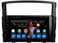 Штатная мультимедийная система для Mitsubishi Pajero IV Android 9.0.1