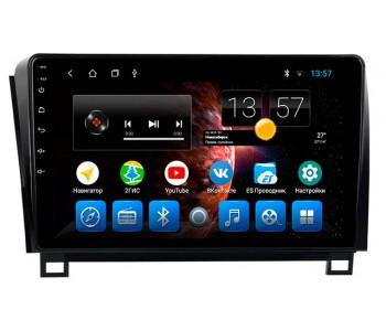 """Штатное головное устройство для Toyota Tundra II, Sequoia  Экран 10,1"""""""