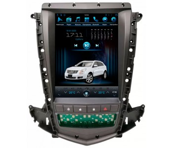 Штатное головное устройство для Cadillac SRX 2009-2012