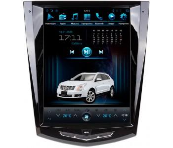 """Штатное головное устройство для Cadillac SRX 2013-2016 Экран 10,4"""""""