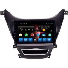 """Штатное головное устройство для Hyundai Elantra 2010-2013 Экран 9"""""""