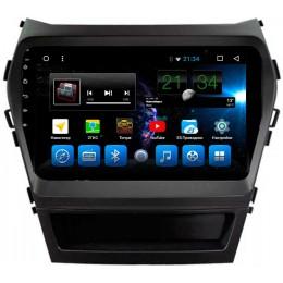 """Штатное головное устройство для Hyundai SantaFe III 2012-2018 Экран 9"""""""