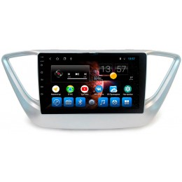 """Штатное головное устройство для Hyundai Solaris 2017-2020 Экран 10,1"""""""