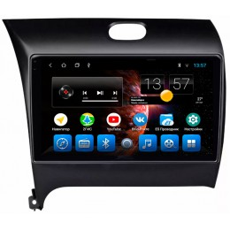 """Штатное головное устройство для Kia Cerato 2013-2018 Экран 9"""""""
