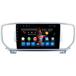 "Штатное головное устройство для Kia Sportage IV 2016-2018 Экран 9"""