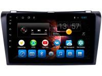 Штатное головное устройство на OS Android 8.0.1 для Mazda 3, Axela