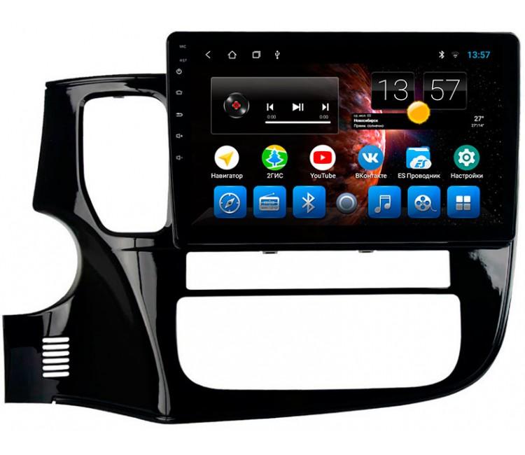 Штатное головное устройство на OS Android 8.0.1 для Mitsubishi Outlander