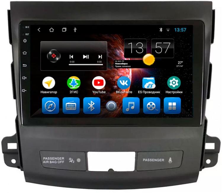 Штатная мультимедийная система на OS Android 9.0.1 для Mitsubishi Outlander XL