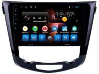 Штатное головное устройство для Nissan Qashqai, X-Trail T32 на OS Android 8.0.1 Manual Air