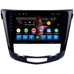 """Штатное головное устройство для Nissan Qashqai, X-Trail 2013-2019 Экран 10,1"""""""