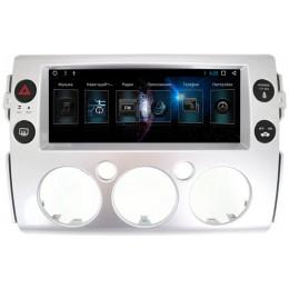 """Штатное головное устройство для Toyota FJ Cruiser Экран 10,25"""""""