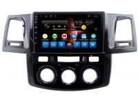 Штатное головное устройство на OS Android 8.0.1 для Toyota Hilux, Toyota Fortuner
