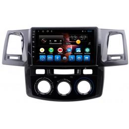 """Штатное головное устройство для Toyota Hilux 2008-2015 Экран 9"""""""