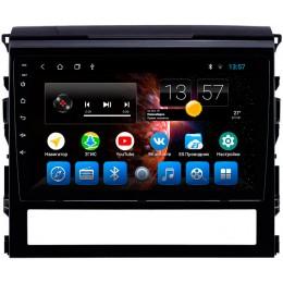 """Штатное головное устройство для Toyota LC 200 2015-2019 Экран 9"""""""