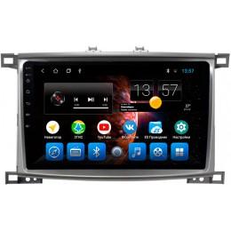 """Штатное головное устройство для Toyota LC 100 Экран 10,1"""""""