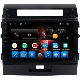 """Штатное головное устройство для Toyota LC 200 2007-2015 Экран 10,1"""""""