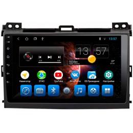 """Штатное головное устройство для Toyota LC Prado 120 Экран 9"""""""