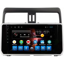 """Штатное головное устройство для Toyota LC Prado 150 2017-2020 Экран 10,1"""""""